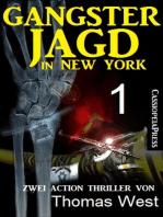 Gangsterjagd in New York 1 - Zwei Action Thriller