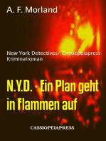 N.Y.D. - Ein Plan geht in Flammen auf