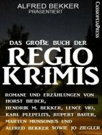 Das große Buch der Regio-Krimis
