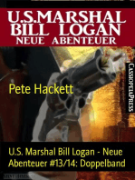 U.S. Marshal Bill Logan - Neue Abenteuer #13/14