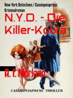 N.Y.D. - Die Killer-Kobra