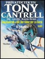 Tony Cantrell #20