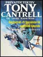 Tony Cantrell #9