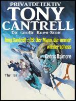 Tony Cantrell #15