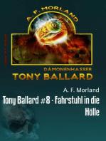 Tony Ballard #8 - Fahrstuhl in die Hölle