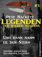 Legenden des Wilden Westens 3