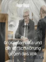 GroKo, Jamaika und die Verschwörung gegen das Volk