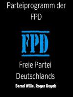 Parteiprogramm der FPD