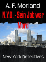 N.Y.D. - Sein Job war Mord