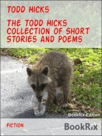 The Todd Hicks Collection of Short Stories and Poems