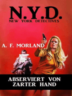 N.Y.D. - Abserviert von zarter Hand (New York Detectives)