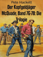 Der Kopfgeldjäger McQuade, Band 76-78