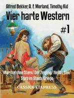 Vier harte Western #1
