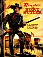 Rinder für Fort Sutter