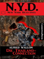 N.Y.D. - Die Thailand-Connection (New York Detectives)