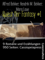 Quest for Fantasy #1