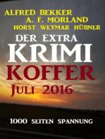Der Extra Krimi-Koffer Juli 2016