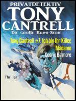 Tony Cantrell #7