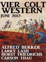 Vier Colt Western Juni 2017