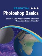 Essential Photoshop Basics