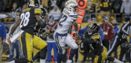 Chargers Stun Steelers With Comeback, Get Winner On Their Third Try