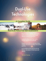 Dual-Use Technologies A Complete Guide