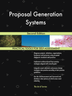 Proposal Generation Systems Second Edition