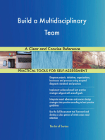 Build a Multidisciplinary Team A Clear and Concise Reference