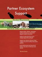 Partner Ecosystem Support Standard Requirements