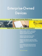 Enterprise-Owned Devices A Clear and Concise Reference