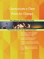 Communicate a Clear Vision for Change The Ultimate Step-By-Step Guide