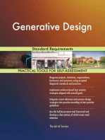 Generative Design Standard Requirements