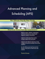 Advanced Planning and Scheduling (APS) The Ultimate Step-By-Step Guide
