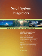 Small System Integrators Third Edition