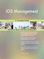 iOS Management A Complete Guide