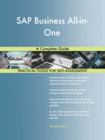 SAP Business All-in-One A Complete Guide