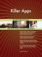 Killer Apps Standard Requirements