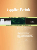 Supplier Portals A Clear and Concise Reference