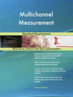 Multichannel Measurement Standard Requirements