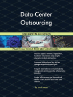 Data Center Outsourcing Standard Requirements