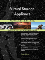 Virtual Storage Appliance The Ultimate Step-By-Step Guide