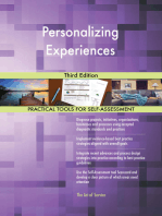 Personalizing Experiences Third Edition