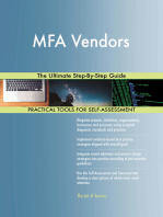 MFA Vendors The Ultimate Step-By-Step Guide