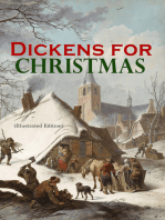 Dickens for Christmas (Illustrated Edition)