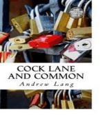 Cock Lane and Common