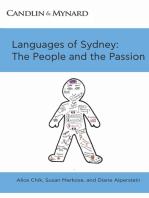 Languages Of Sydney