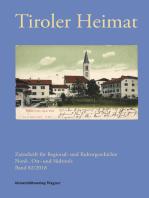 Tiroler Heimat 82 (2018)