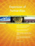 Expansion of Partnerships A Clear and Concise Reference