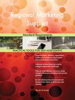 Regional Marketing Support Standard Requirements