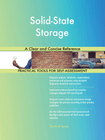 Solid-State Storage A Clear and Concise Reference